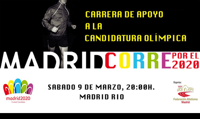 Madrid Corre por el 2020