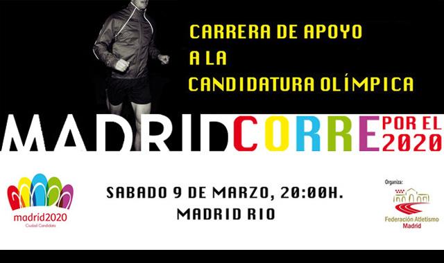 Madrid Corre por el 2020