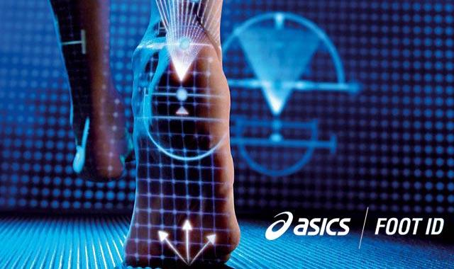 As es el estudio de la pisada foot id de asics running4runners - Estudio biomecanico de la pisada precio ...