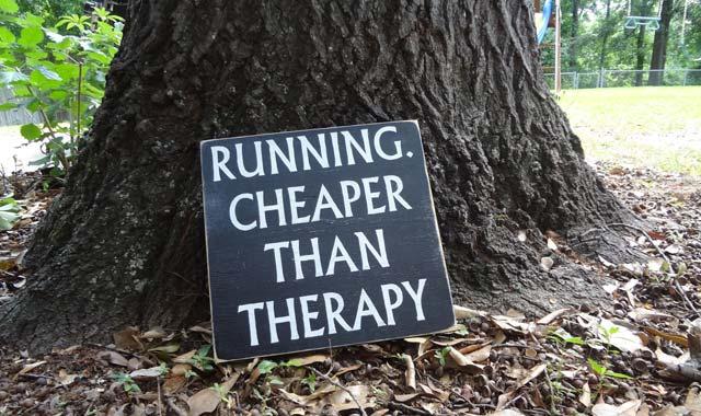 ¿Correr es barato?