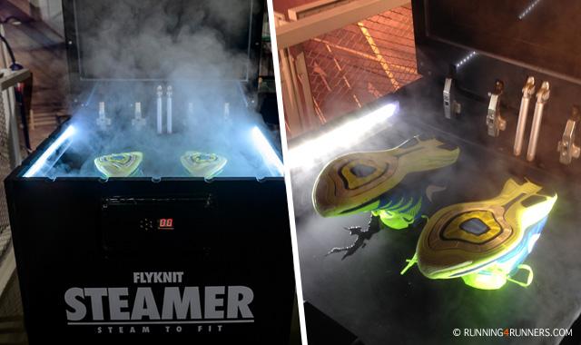 Flyknit Experience - Steamer