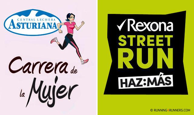Carrera de la Mujer - Rexona Street Run