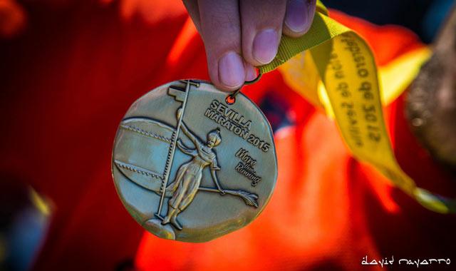 Maratón de Sevilla 2015