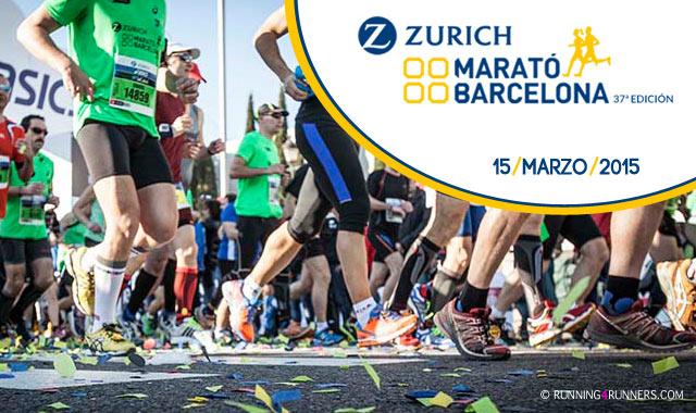 Maratón de Barcelona 2015
