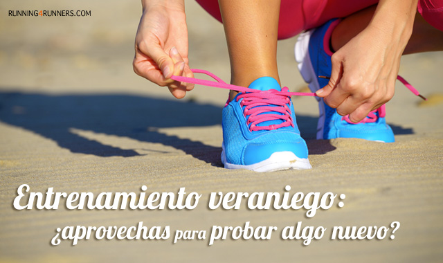 Entrenamiento running en verano