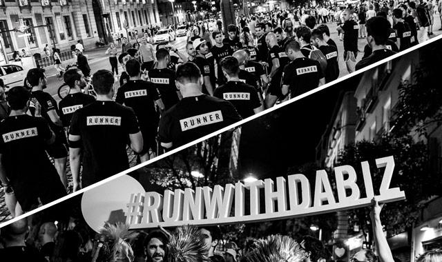 #runwithdabiz