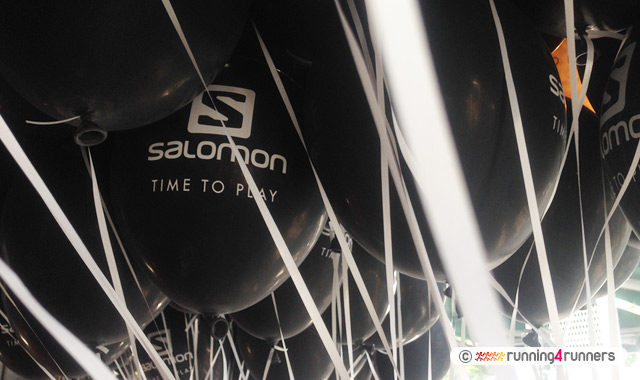 Salomon Run Afterwork Madrid