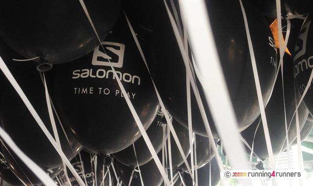 Salomon Run Afterwork Madrid