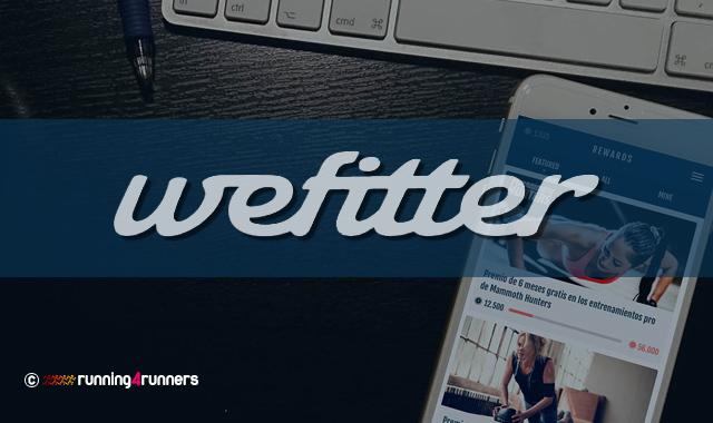 WeFitter, la plataforma que recompensa el ejercicio