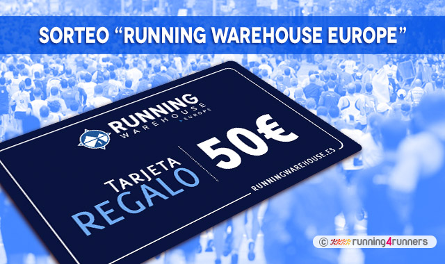 Sorteo Running Warehouse