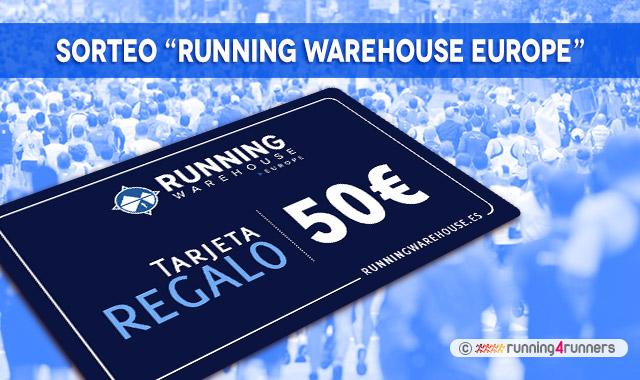 Sorteo Running Warehouse