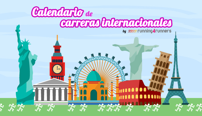 Calendario e carreras internacionales